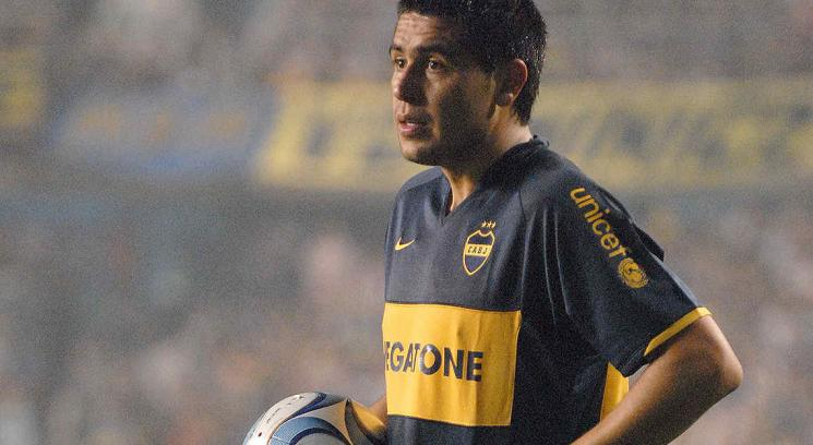 Riquelme canceló sus vacaciones: ¿arranca la pretemporada