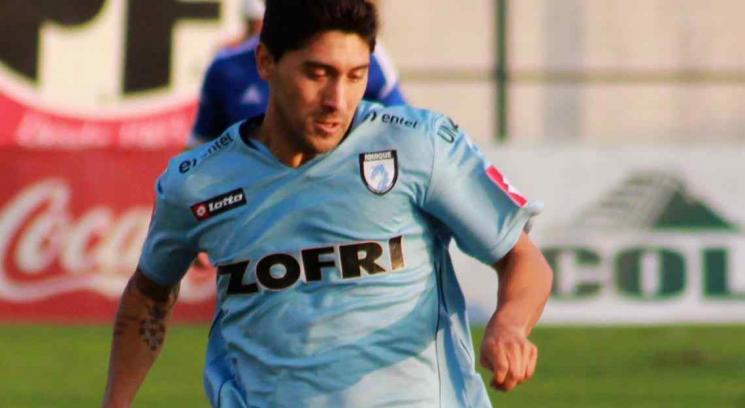 Ereros viene de una temporada en Deportes Iquique (Foto: web).