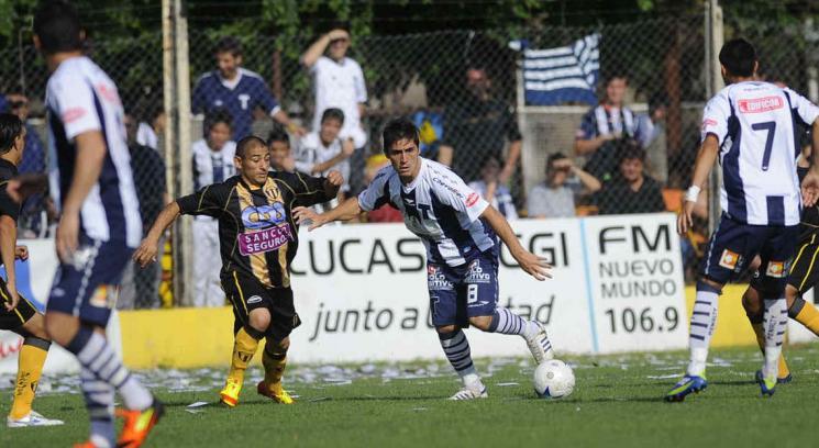 Talleres se la jugó en Sunchales ante Libertad (Foto: Pedro Castillo / Enviado especial).