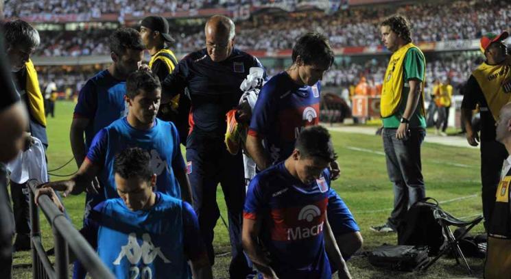 Historico Arbitro Chileno Campeon de la Sudamericana 2012